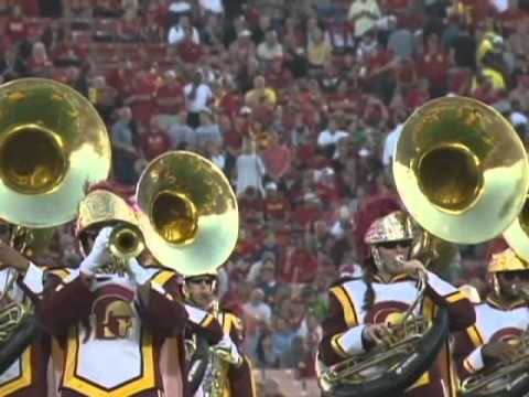 USC Trojan Marching Band · Ladies of Pop 2012