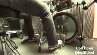 Double Bass Drum Technique