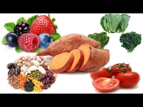 Top 10 Superfoods For Diabetes Control - Part 1