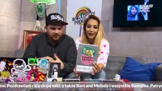 Bars and Melody kochają Olę Kot! BAM loves polish presenter Ola Kot - tv interview