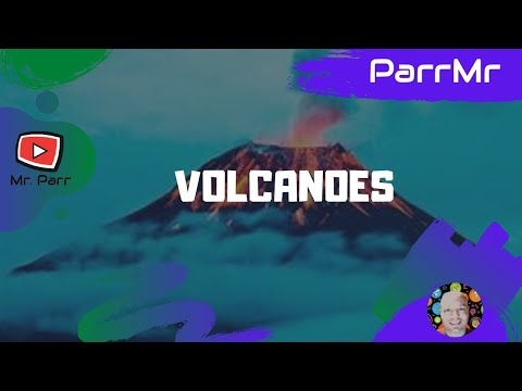 research report regarding volcanoes song