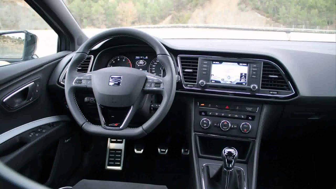 seat leon cupra 2014  YouTube