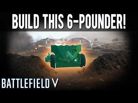 Best Stationary Weapon on Aerodrome - Battlefield V thumbnail