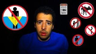 لما تتزنق في حمام السباحة  - Urination in Pool