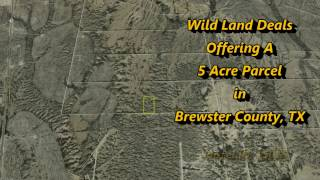 Property ID 15016 - 5 Acres in Brewster County, TX
