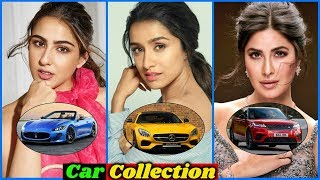 10 Most Expensive Car Collections of Bollywood Actresses