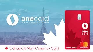 OneCard Features