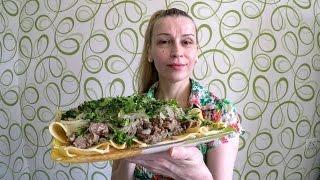 Вкусный бешбармак классический рецепт Секрета приготовления блюда из баранины
