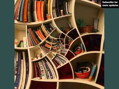 Cool Shelving wall storage shelves ideas | cool bookshelves - youtube