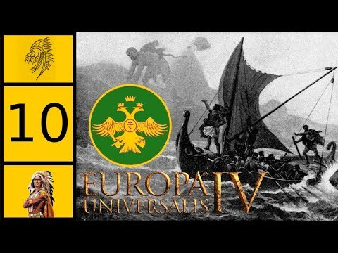 EU4 - Third Odyssey - Back To The Motherland #10 - Gold