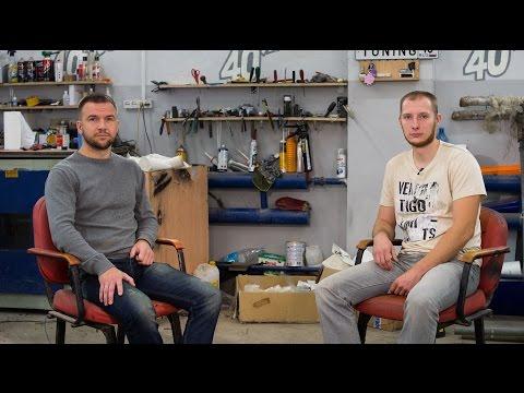 Как открыть мастерскую по тюнингу авто?