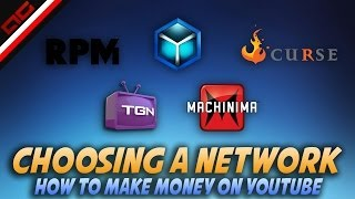 Video Choosing A Youtube Network - How To Make Money On Youtube (Partnership Advice) download MP3, 3GP, MP4, WEBM, AVI, FLV September 2018