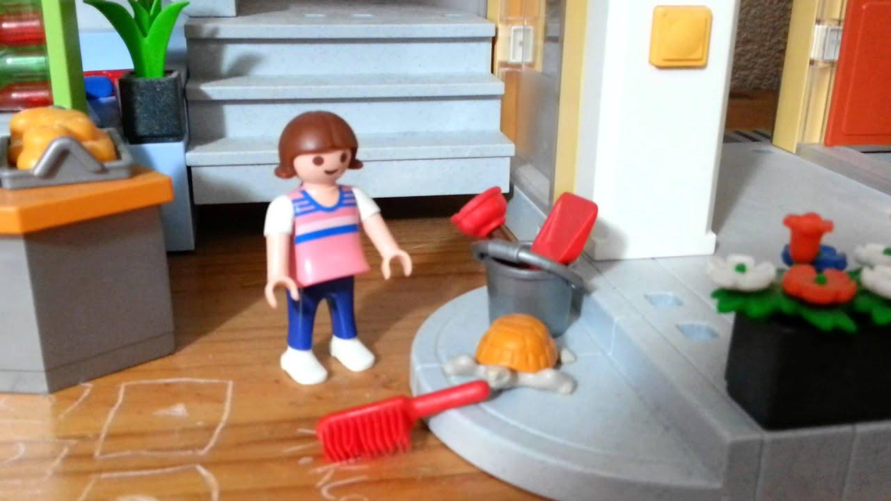 Playmobil CITY LIFE haus maison Moderne Luxusvilla 5574 by ...