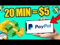 [VAZOU] USE ESSE NOVO APP E GANHE $5 DÓLARES A CADA 20 MIN🤑NOVO APP PARA GANHAR DINHEIRO na INTERNET