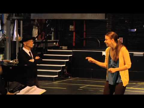 In Rehearsal: Anything Goes Stars Sutton Foster and Joel Grey Sing Friendship
