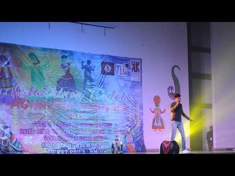 Kadhal Enbathu Sabama by Bala Ganapathi William @BGW Live In Aghniyin Varnam 2018