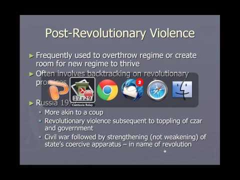 11 - Political Violence - Parts 2-3
