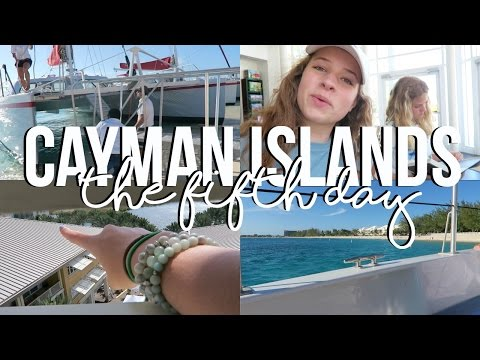 Cayman Islands Day 5! April 12th, 2017!