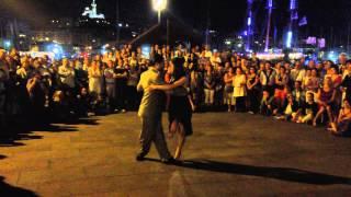 Isabella FUSI y Diego AMADO - La Rue du Tango (1/4)