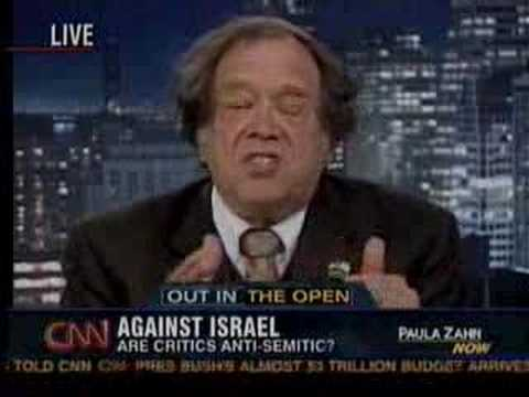Rabbi Michael Lerner on CNN