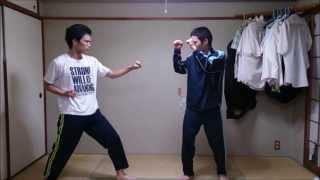 空手vsムエタイ 13 4分間の死闘 正拳&ムエ拳