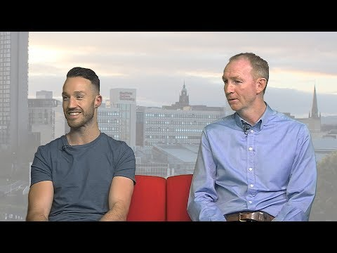 Sheffield Live TV Alan Knill & Dan Slaney 29.6.17 Part 1