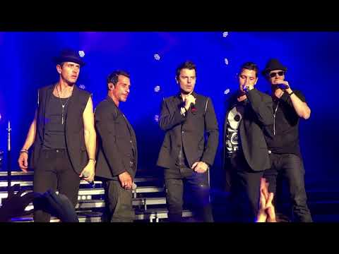 New Kids On The Block - European Tour 2014 - full concert (fan edit)