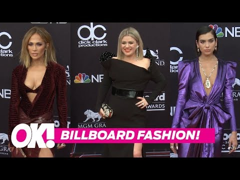 OK! Exclusive: 2018 Billboard Music Awards Fashion