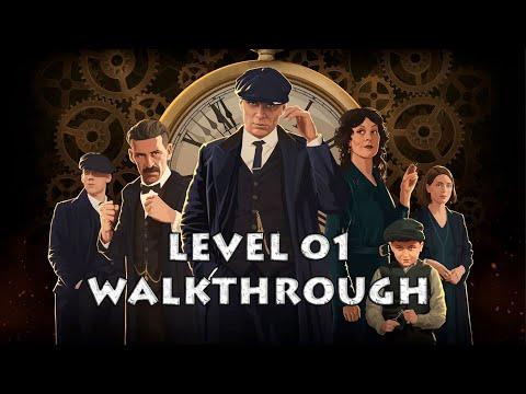 Peaky Blinders : Mastermind Level 01 Walkthrough |