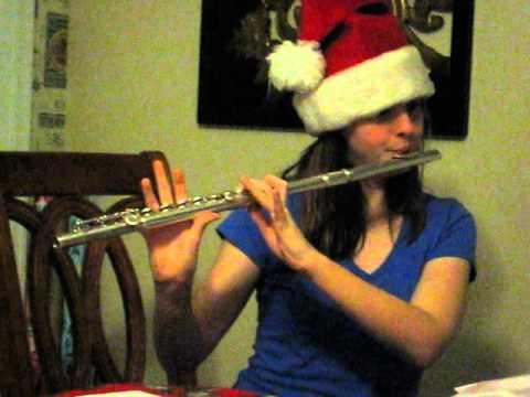 Christmas flute recital