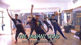 The jawani song | soty 2 | Dance Choreography | Amar | Golden Steppers | tiger,alia,Vishal ,sekhar