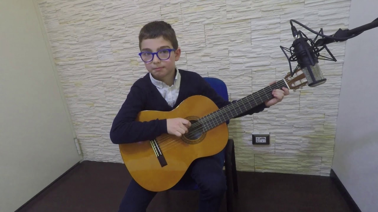 Steppa Russa Barcarola Vito Nicola Paradiso Scuola Di Musica Suoni E Voci Youtube