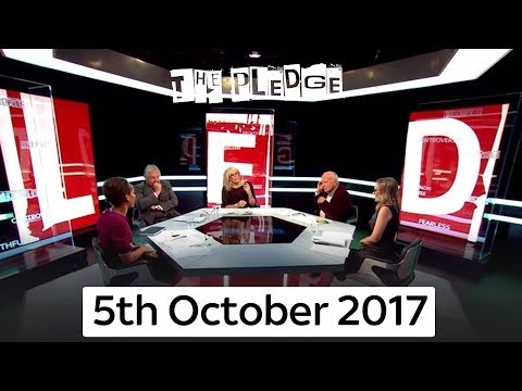 The Pledge | 5th October 2017