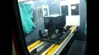 Automatic Painting Of Engines-prism Surface Coatings
