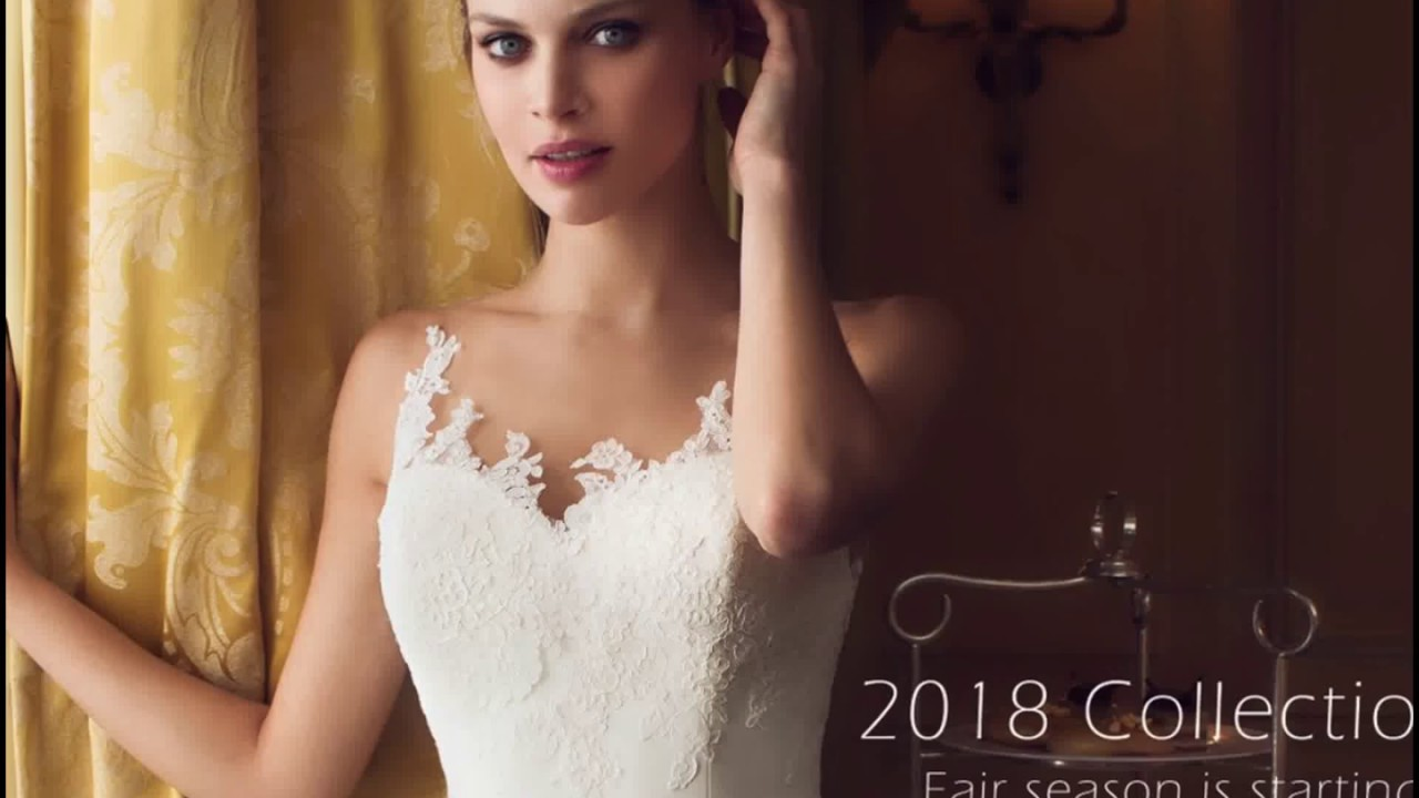 Wedding Collection Modeca 2018 at Bridal Allure | South Africa - YouTube