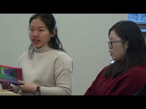 A Chinese Student Exchanges To China?