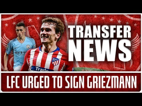 REPORT: LIVERPOOL WANT £53m FODEN | LFC Transfer News & Chat
