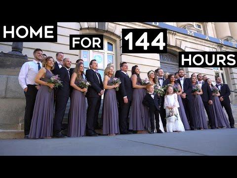 Home For Only 144 Hours - Nebraska Vlog