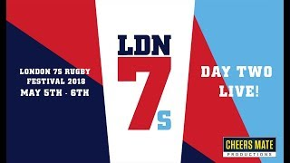 Live london rugby 7s festival 2018: day two 06/05/18