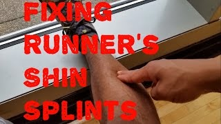 Running Tip: Recovering Shin Splints✔