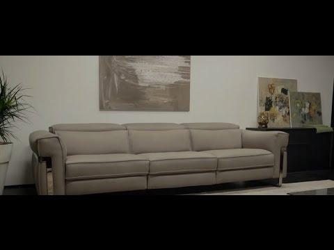 Natuzzi sofas - FIDELIO Natuzzi Italia sofa - YouTube