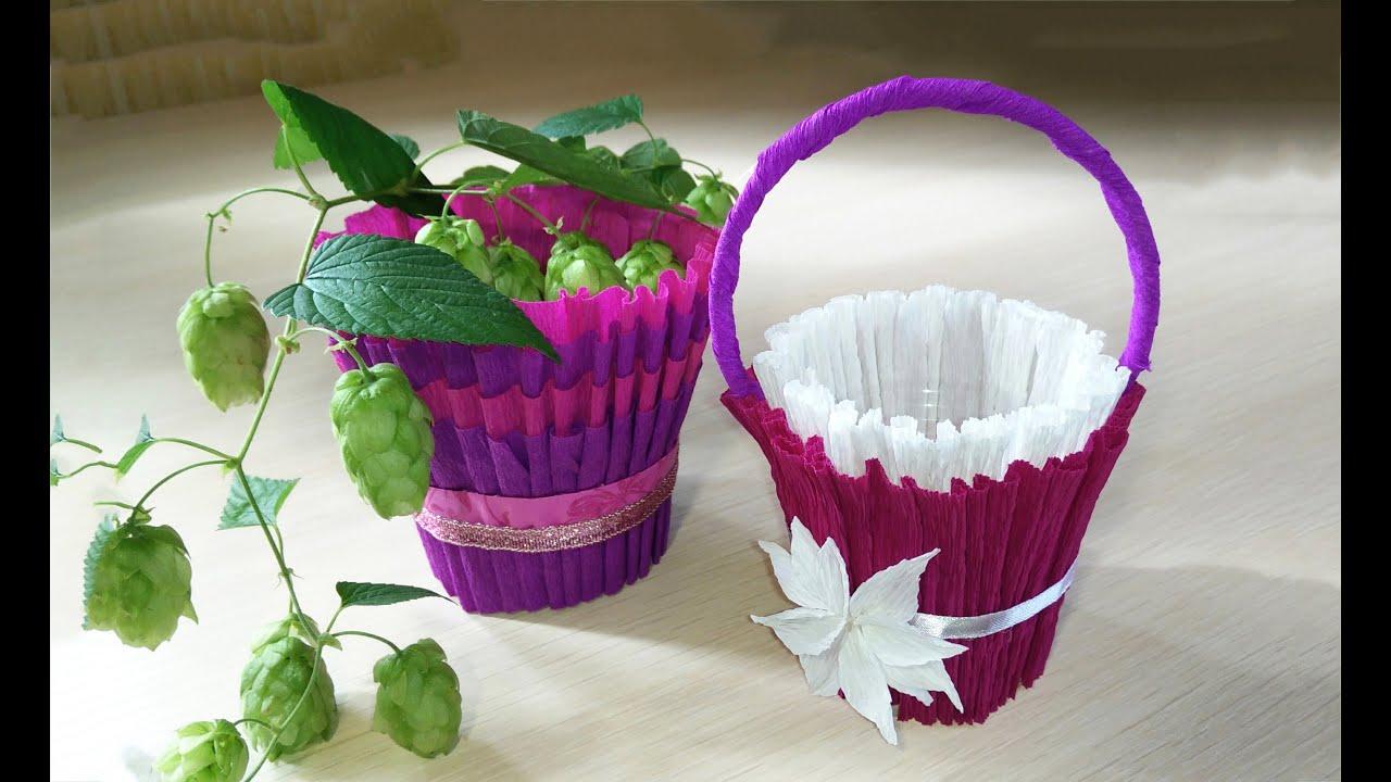 Diy easter basket for sweets diy easter ideas youtube diy easter ideas youtube negle Images