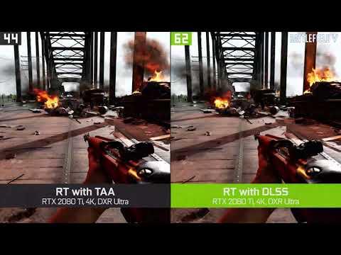 Battlefield V com NVIDIA DLSS