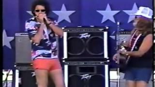 Jon Bon Jovi   Suspicious minds live)   04 07 1986