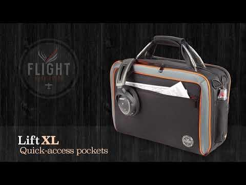 9a8bea4ed53 Flight Outfitters Lift XL Flight Bag - YouTube