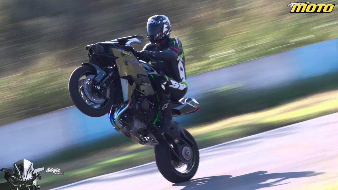 Kawasaki  Top Speed