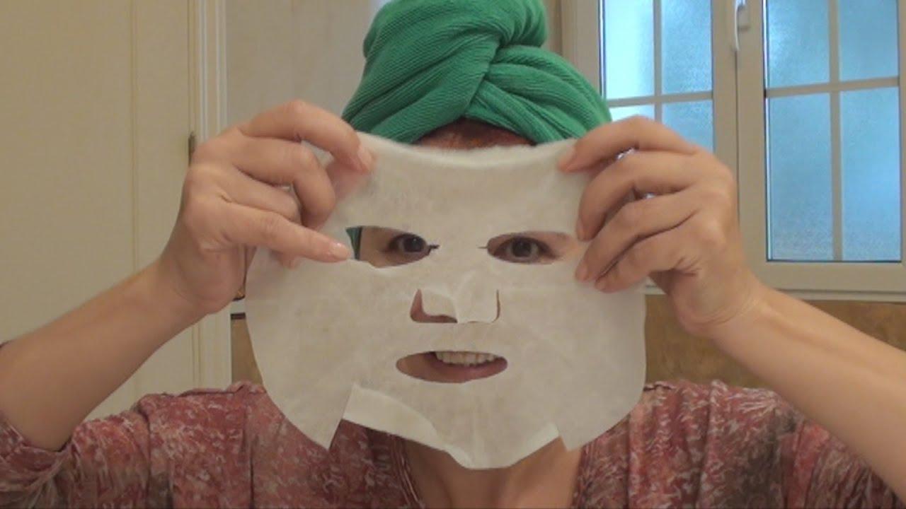 Mascarillas hidratantes para la cara y los labios youtube - Rodillo para lacar ...