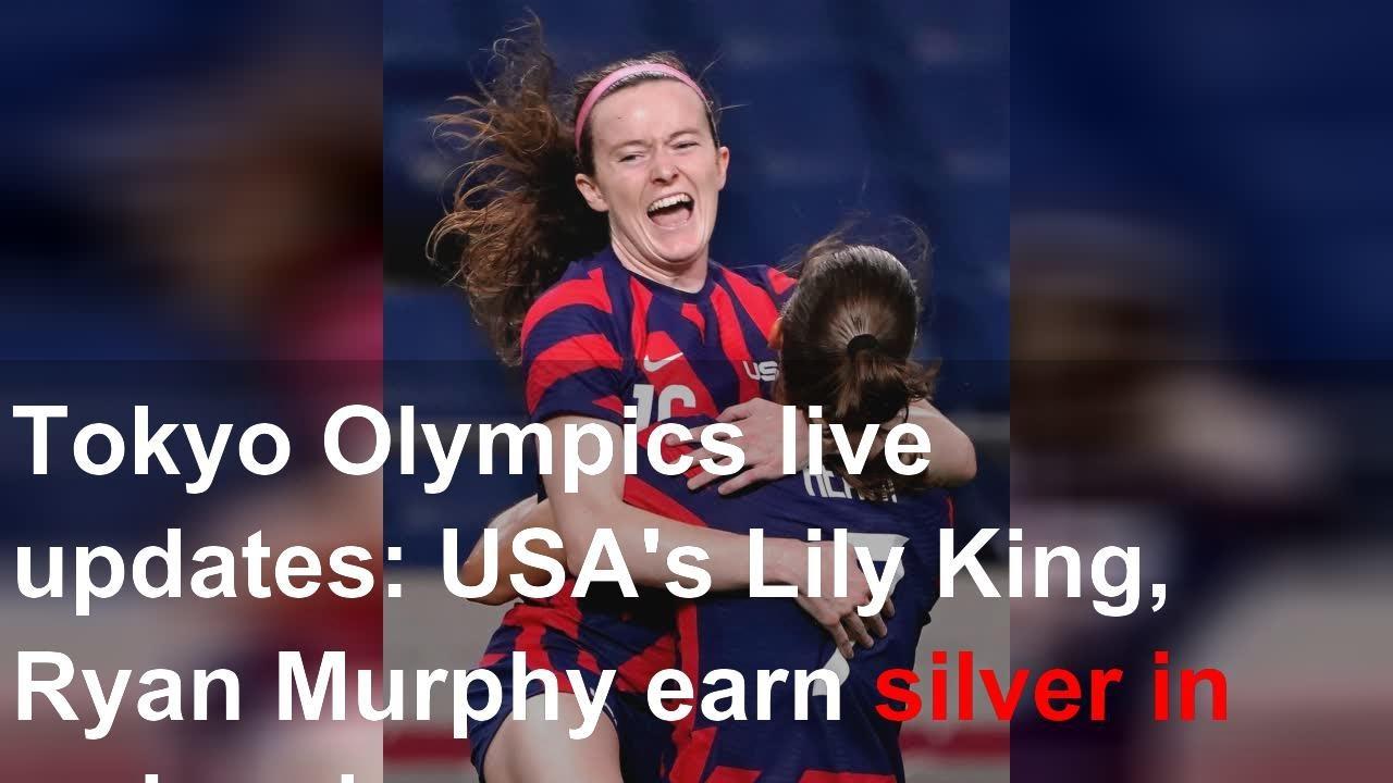 Olympics 2021 live updates: Lilly King, Ryan Murphy earn US ...