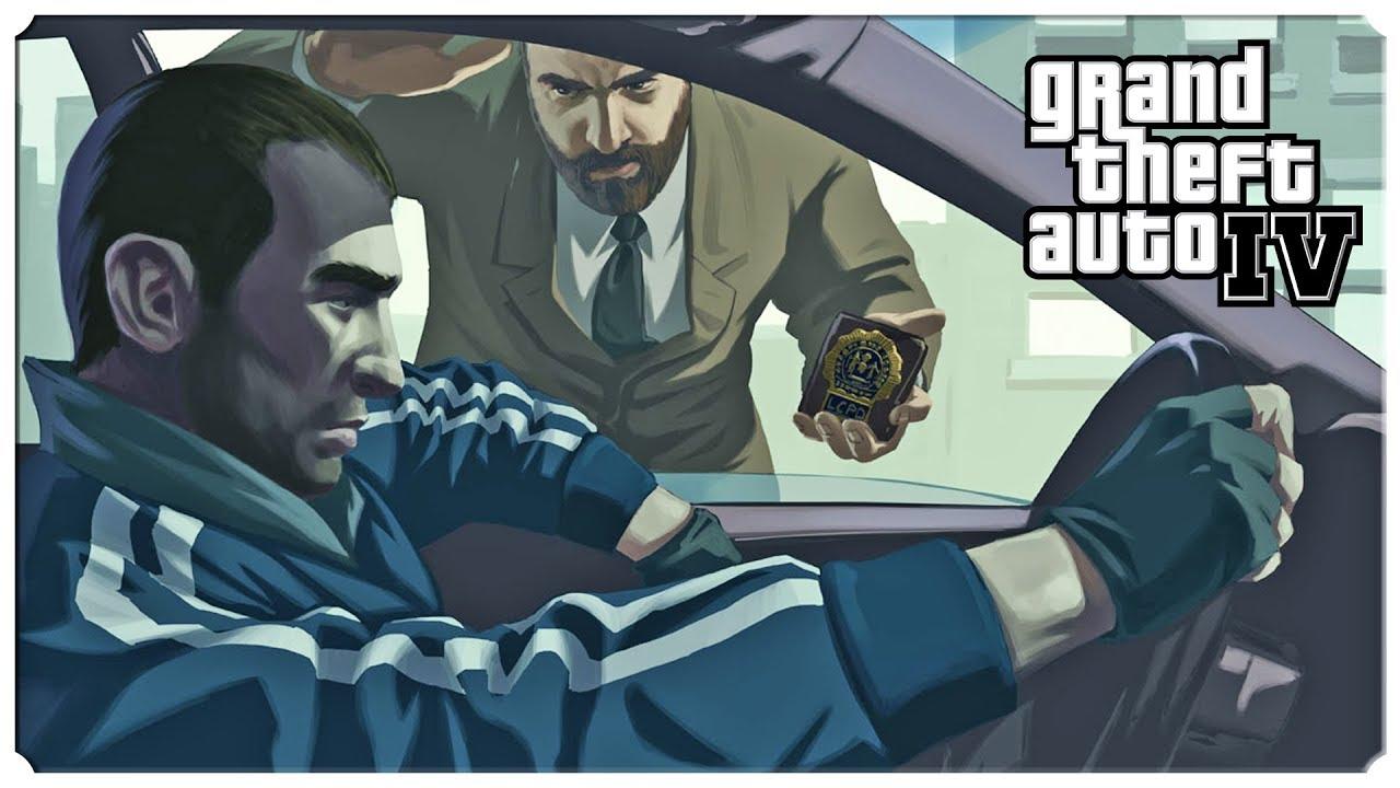 GTA 4 – Wizyta u tajniaka :D