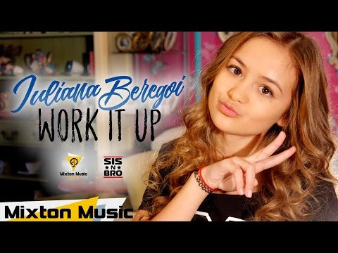 Iuliana Beregoi - Work it up! (Official video) by Mixton Music